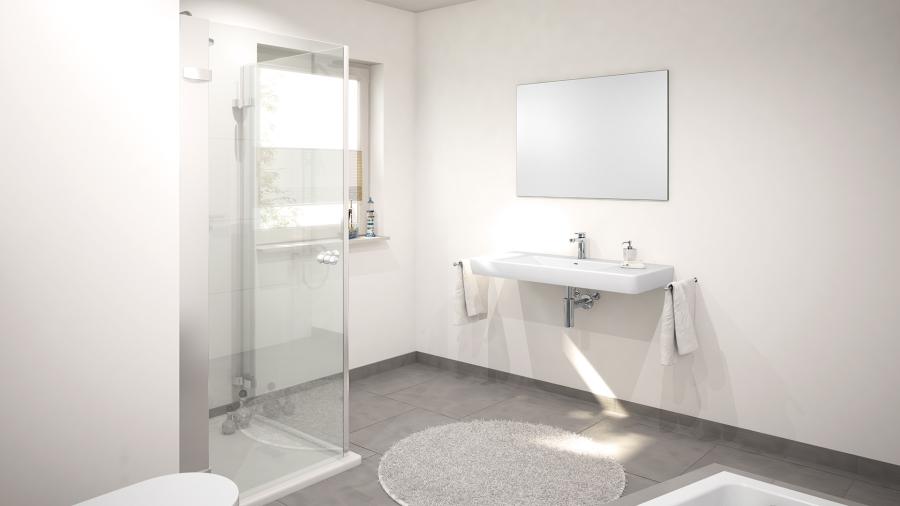 Schön Eckregal Badezimmer Anderes Bild Eckregal Erweiterbar Fr Das Badezimmer  Badewannen Eckregal