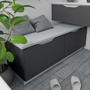 CREATIVBAD Badmöbel Sitzbank