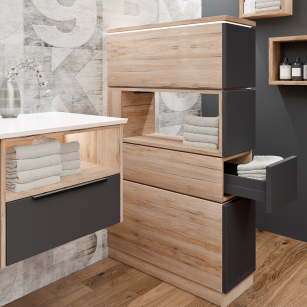 CREATIVBAD Badmöbel Raumteiler