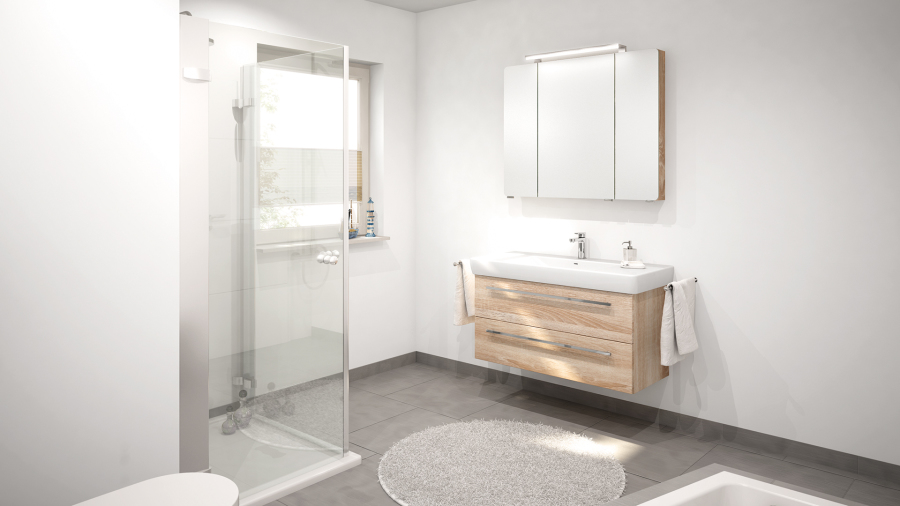 creativbad badm bel nach ma waschtischunterschr nke. Black Bedroom Furniture Sets. Home Design Ideas